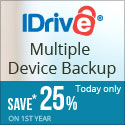 Picture of IDrive Remote Backup